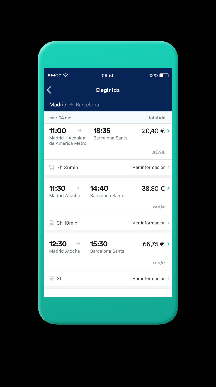 Trainline App
